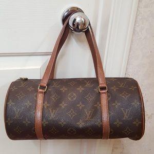 Vintage Louis Vuitton Papillon Bag